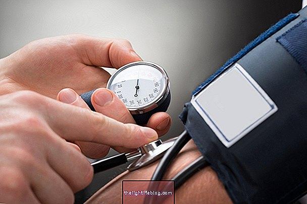 Postural (ortostatisk) hypotension: hvad det er, årsager og behandling