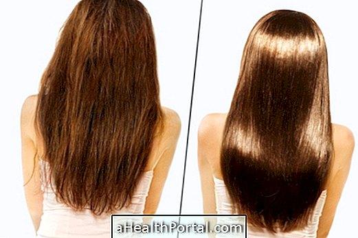 Како исправити косу