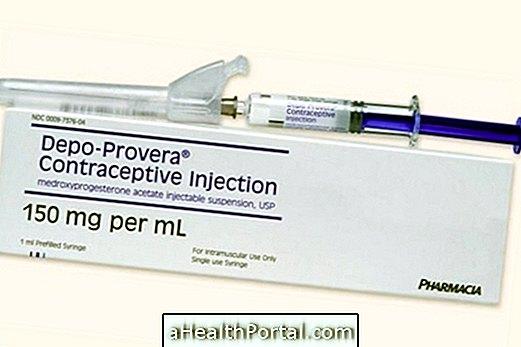 Depo-Provera Præceptiv Injektion