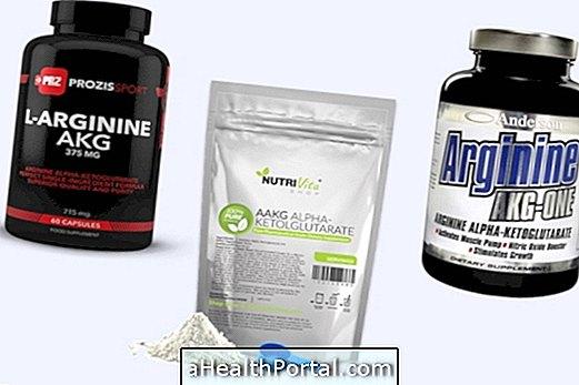 Πώς να πάρετε αργινίνη AKG για την αύξηση των μυών