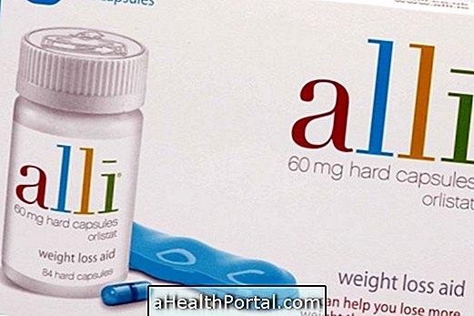 Alli - Remède à la perte de poids