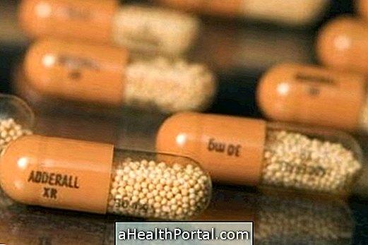 Hva er Amfetamin (Adderall)
