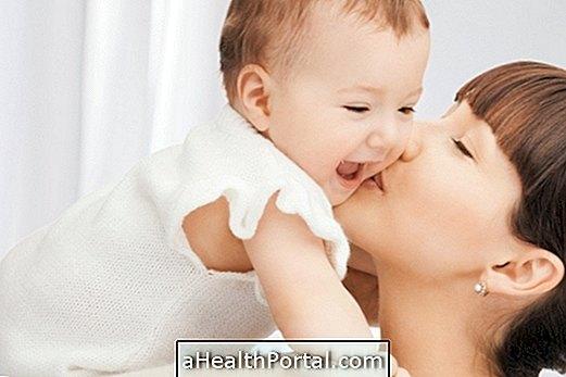 Que fait bébé de 3 mois?
