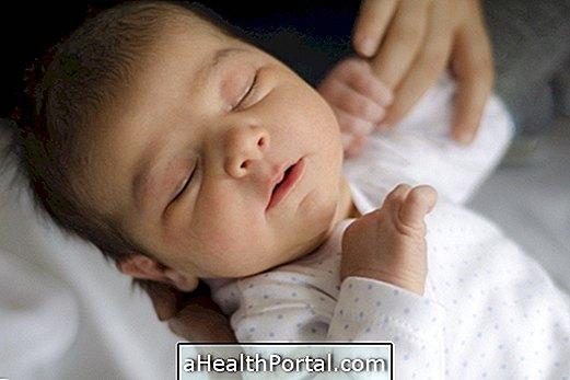מה הופך תינוק שזה עתה נולד