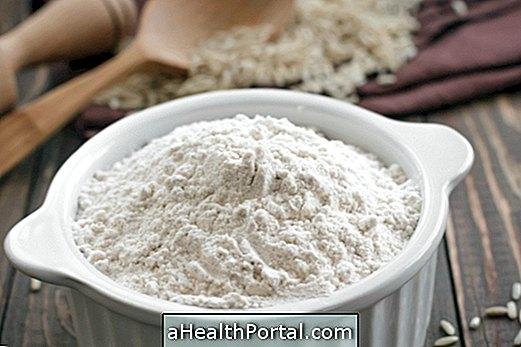 Koja je svrha rižinog brašna?