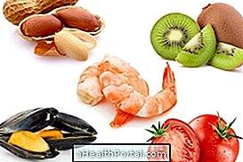 Uzziniet atšķirības starp alerģiju un pārtikas neiecietību