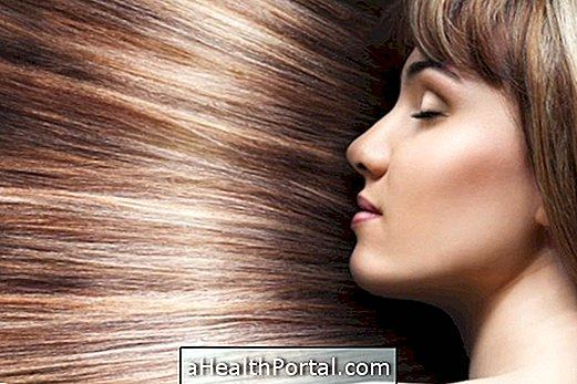 Organic silicon strengthens and gives shine to the hair