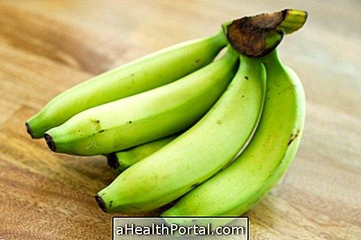 6 Tervisega seotud rohelise banaani eelised