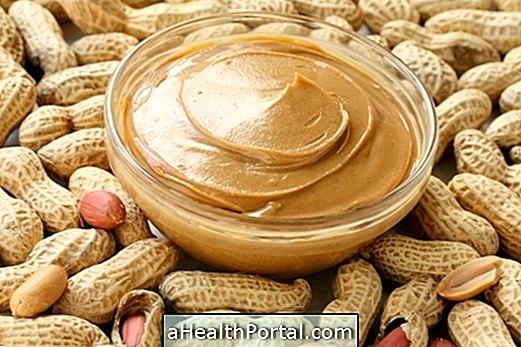 Peanut paste za dobivanje mišićne mase