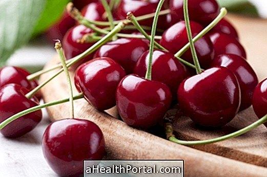 Cherry zapobiega nowotworom i miażdżycy