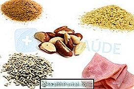 Pārtika, kas bagāta ar B1 vitamīnu