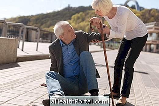 Causes of falls in the elderly and their consequences