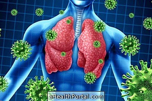 Traitement pour infection pulmonaire