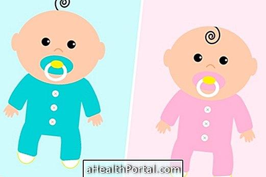 Blodtest for at kende babyens køn