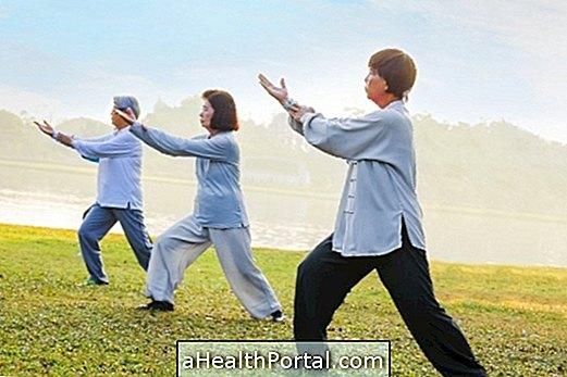 10 Tai Chi Chuan ieguvumi veselībai un prakse