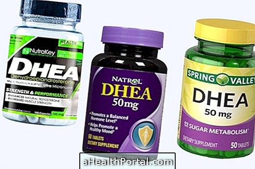 Kako jemati DHEA