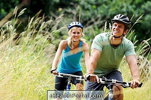 Priekšrocības un aprūpe, braucot ar velosipēdu