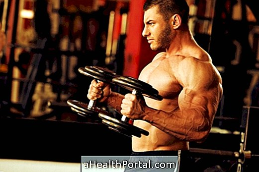 Exercises for biceps, triceps, forearms and shoulders