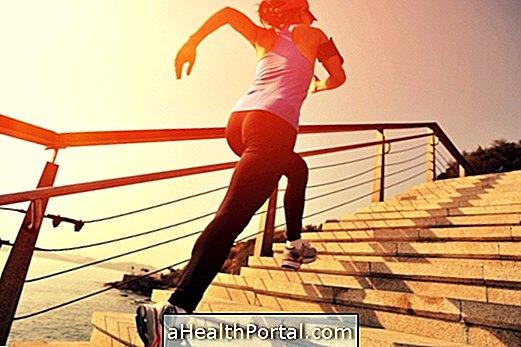 לטפס במדרגות ולהילחם צלוליטיס
