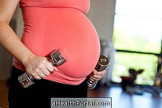 Zināt par kultūrisma risku grūtniecības laikā