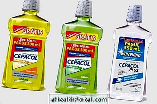 ما هو Cepacol وكيفية الاستخدام