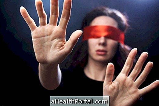 למד כיצד לקחת את עיוורון מבחן ולטפל