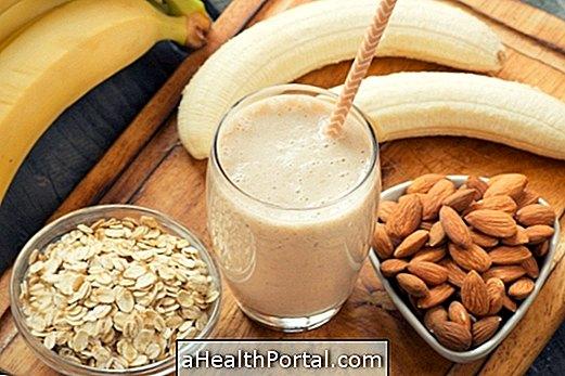 Tjek hvordan du laver et hjemmelavet supplement for at få muskelmasse
