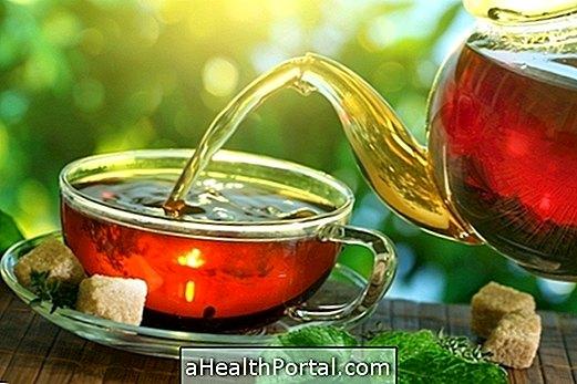 תה תוצרת בית כדי לשפר את מצב הרוח