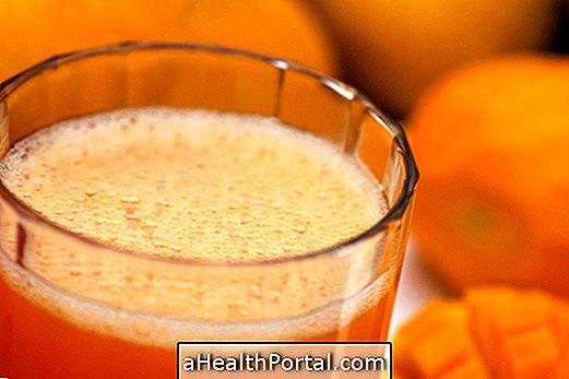 מיץ מנגו עבור ברונכיטיס
