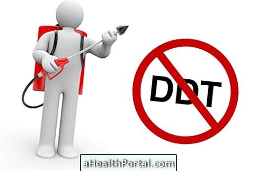 Η επαφή με το Insecticide DDT μπορεί να προκαλέσει καρκίνο και στειρότητα
