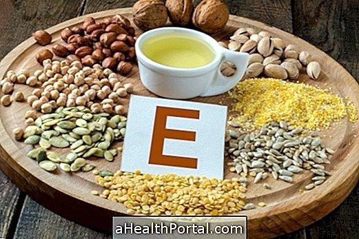 ההשלכות של חוסר ויטמין E